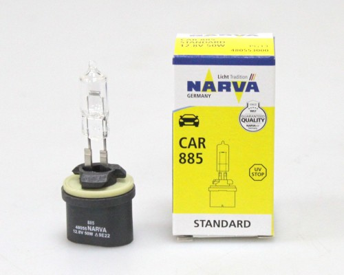 Лампа галогенна автомобільна NARVA NV 48055