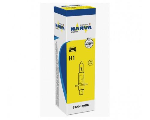 Лампа галогенна 12V H1 55W P14.5S