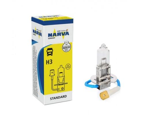 Лампа галогенна автомобільна NARVA NV 48321.1B