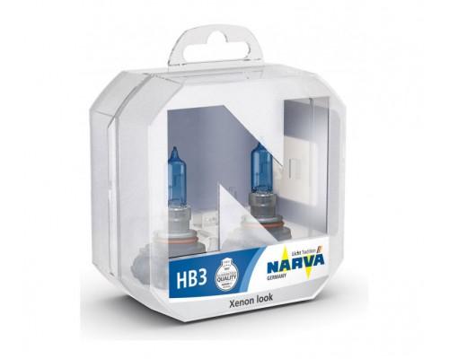 Лампа галогенная автомобильная NARVA NV 48625.2BOX
