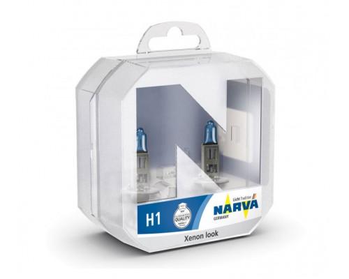 Лампа галогенна автомобільна NARVA NV 48641.2BOX