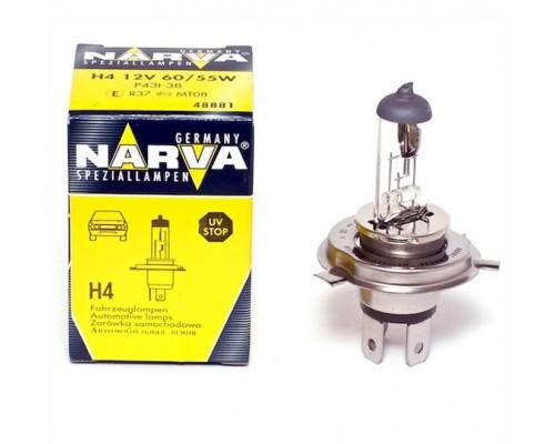 Лампа галогенная автомобильная NARVA NV 48881