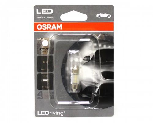 Лампа світлодіодна автомобільна OSRAM OS 6431 CW-01B