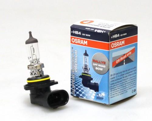 Лампа галогенна автомобільна OSRAM OS 69006 SBP