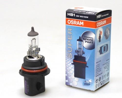 Лампа галогенна автомобільна OSRAM OS 9004 XV