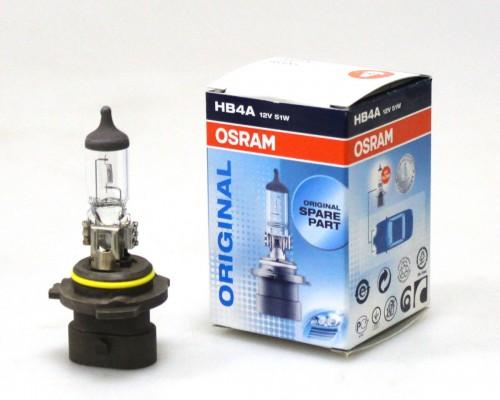 Лампа галогенна автомобільна OSRAM OS 9006 XS