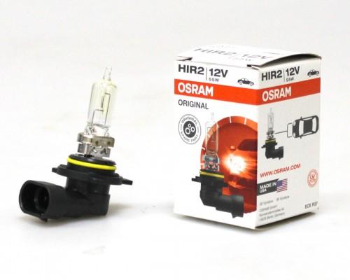 Лампа галогенна автомобільна OSRAM OS 9012