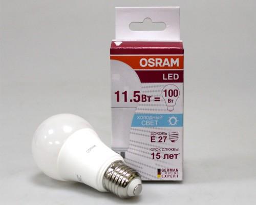 Лампа світлодіодна автомобільна OSRAM OS CLA10011.5W/865LS