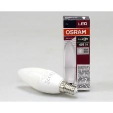 Лампа светодиодная  OSRAM OS CLB40-5.7W/865 VL