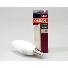 Лампа светодиодная OSRAM OS CLB40-6W/827 VL