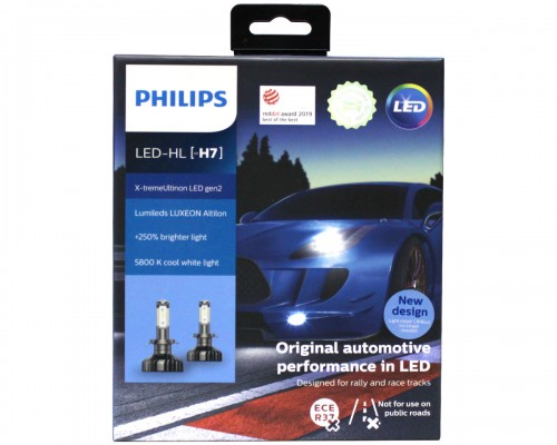 Лампа світлодіодна автомобільна PHILIPS PS 11972 XUW X2