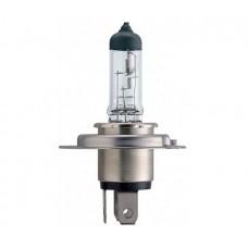 Лампа галогенна 12V H4 60/55W P43T-38 VISION, На 30% більше світла (1ШТ В БЛИСТ.)