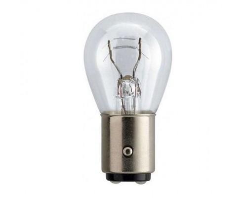 Лампа розжарювання 12V P21W 21W BA15S