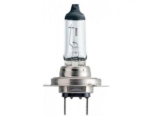 Лампа галогенна 12V H7 55W PX26D VISION, На 30% більше світла (1ШТ В БЛИСТ.)