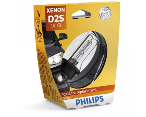 Лампа ксеноновая автомобильная PHILIPS PS 85122 VI S1
