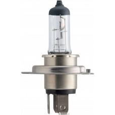 Лампа галогенна 12V H4 60/55W P43T-38 VISION, На 30% більше світла