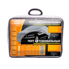 Тент автомобильный 4х4 peva 480х195х155, сумка LA 140104L