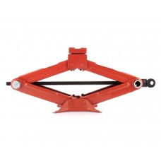 Домкрат механічний ромбовидний 1,5 т., 110-390 мм, з металевою опорою LA 210315