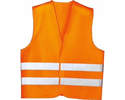 Жилет аварийный, оранжевый, XL LA 171601