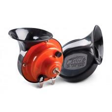 Сигнал электрический «улитка» 12 В, класс В, 410/510 Гц LA 180402