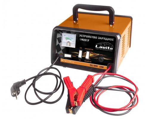 Зарядний пристрій для акумулятора Lavita LA 192217