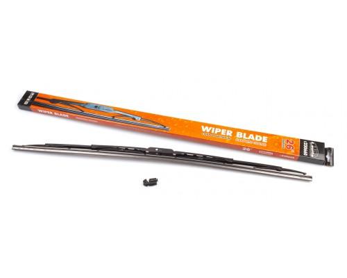 Щетка стеклоочистителя каркасная, 660 мм LA 230660