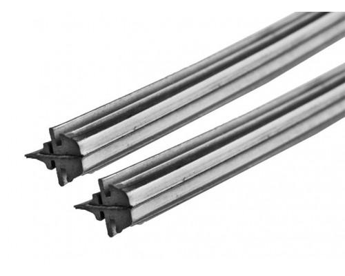 Гумки змінні щіток склоочисника (каркасний тип), 2 шт., 600 мм LA 233003