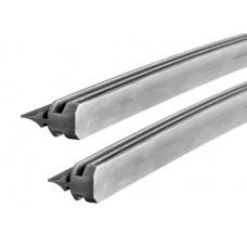 Гумки змінні щіток склоочисника (гібридний тип), 2 шт., 650 мм LA 233005