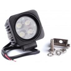 Фара дневного света 66x66x65 мм, LED 4x3 Вт, 1 шт. LA 291019