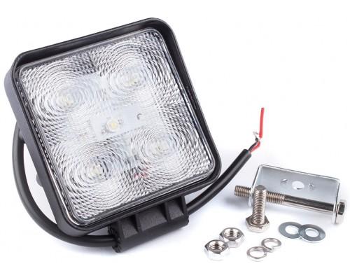 Фара денного світла 128x110x41 мм, LED 5x3 Вт, 1 шт. LA 291519