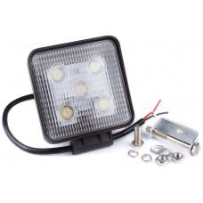 Фара денного світла 128x110x41 мм_, LED 5x3 Вт, 1 шт. LA 291529