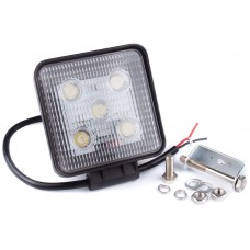Фара дневного света 128x110x41 мм_, LED 5x3 Вт, 1 шт. LA 291529