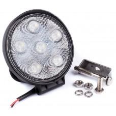 Фара денного світла 128x110x43 мм, LED 6x3 Вт, 1 шт. LA 291811