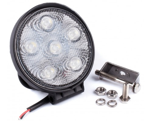 Фара дневного света 128x110x43 мм, LED 6x3 Вт, 1 шт. LA 291811