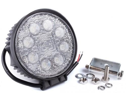Фара дневного света , LED 8x3 Вт, 1 шт. LA 292414R