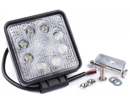 Фара дневного света 128x110x45 мм, LED 8x3 Вт, 1 шт. LA 292414S