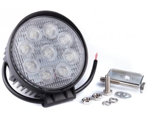 Фара денного світла, LED 9x3 Вт, 1 шт. LA 292716R