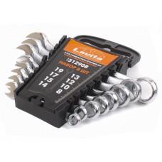 Набір ключів комбінованих на блістері 8 шт., 8-19 мм LA 512908
