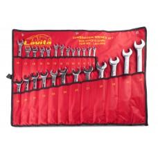 Набор ключей комбинированных в сумке 25 шт., 6-32 мм LA 512925