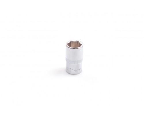 """Головка шестигранная 1/2"""", 16 мм, CRV LA 601216"""