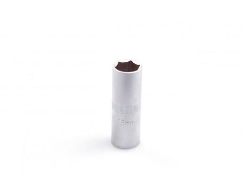 """Головка шестигранна свічкова 1/2 """", 16 мм, CRV LA 601216S"""