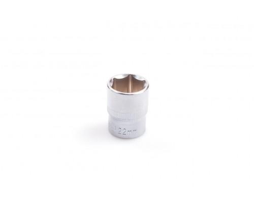 """Головка шестигранная 1/2"""", 22 мм, CRV LA 601222"""