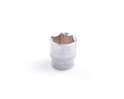 "Головка шестигранна 1/2 "", 30 мм, CRV LA 601230"