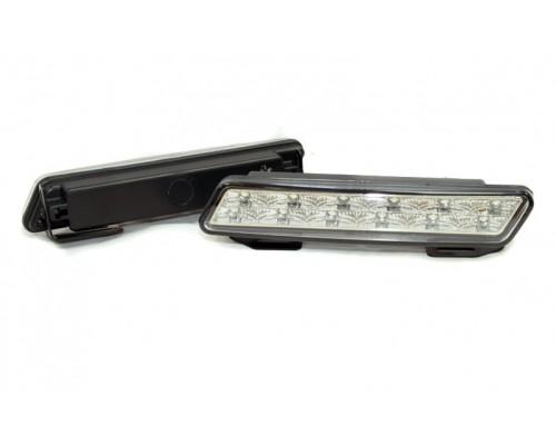 Фара дневного света 170x30 мм, 12 LED, 2 шт. LA HY-092-35