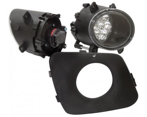 Фара дневного света штатная LADA KALINA, LED, 2 шт. LA HY-314A LED