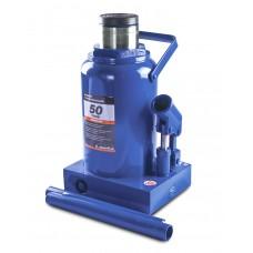 Домкрат гидравлический бутылочный 50 т, 285-465 мм LA JNS-50