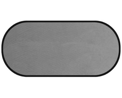 Шторка сонцезахисна для заднього скла на присосках 100х50 см, LA 140206