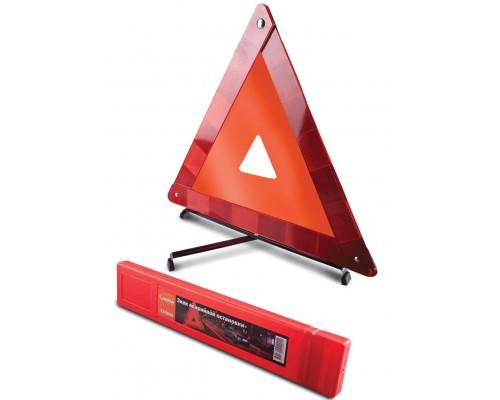 Знак аварійної зупинки підсилений (пластикова упаковка) LA 170202