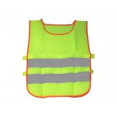 Жилет сигнальний, дитячий, LA 171602, світло-жовтий, S