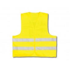 Жилет аварійний, світло-жовтий, LA 171603
